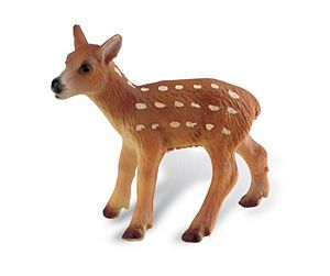 Retired Bullyland Fawn