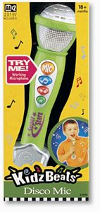 Kids Superstarz Disco Microphone