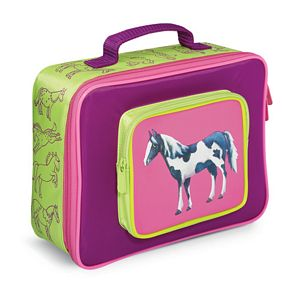 Horse Lunchbox with Pocket