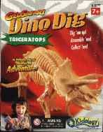 Triceratops Dino Dig