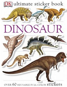 The Ultimate Dinosaur Sticker Book