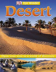 Eye Wonder Desert Book, Hardcover
