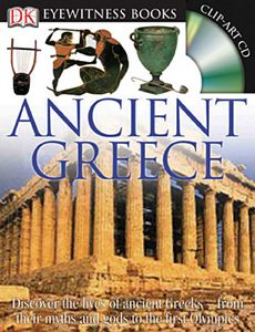 Ancient Greece Book with CD