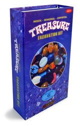 Rock Treasure Exploration Dig Kit