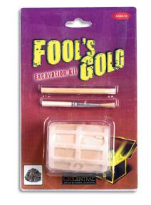 Fool's Gold Treasure Dig - rocks for sale - buy rocks