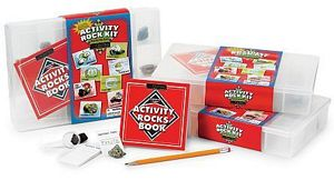 Activity Rock Kits Collection - 17 compartment box with Rocks  - rocks for sale - buy rocks