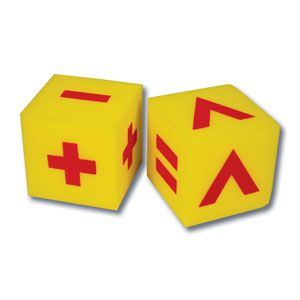 Giant Foam Operation Dice