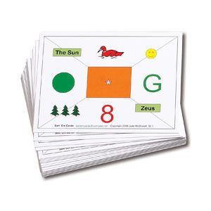 Sort Em Cards- Set of 32