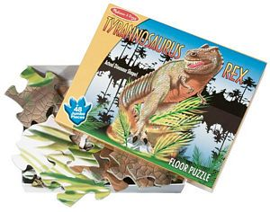 Melissa and Doug T-REX Floor Puzzle
