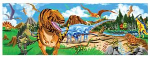 Melissa and Doug Land of the Dinosaurs Floor Puzzle