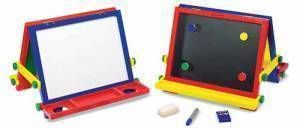 Melissa and Doug Wooden Tabletop Easel