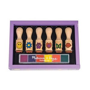 Melissa and Doug Happy Handle Stamps