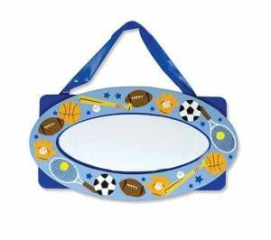 Melissa and Doug Sports Door Plaque