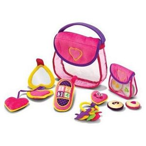 Melissa and Doug Pretty Purse Fill & Spill