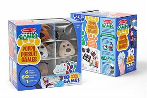 Melissa and Doug Doggy Dectives Game