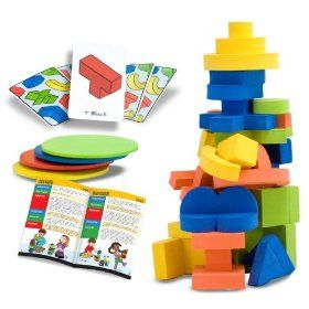 Melissa and Doug Block Balancing Games