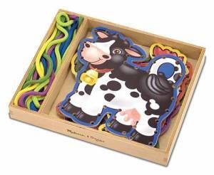 Melissa and Doug Lace & Trace Farm