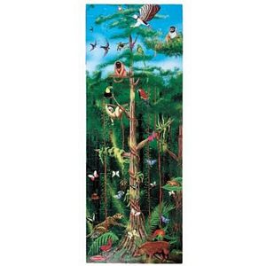 Melissa and Doug Rainforest Floor Puzzle 100 Pieces