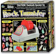 The Original Rock Tumbler Set, polish your own rocks, kids rock tumbler gift set