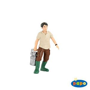 Papo Farm Boy Toy Model