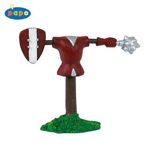Papo Rotating Dummy-Red Toy Model