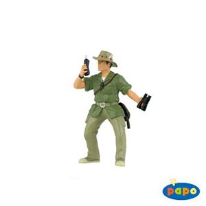 Papo Jungle Doctor Toy Model