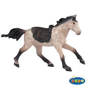 Papo Gailic Horse Toy Model