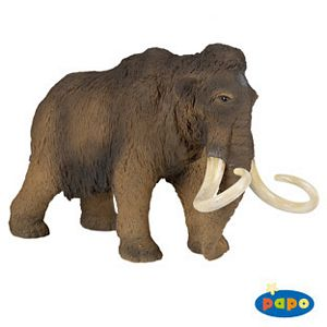 Papo Dinosaurs Mammoth Toy Model