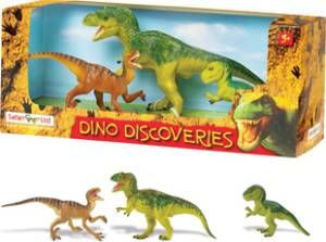 Dino Discoveries Gift Set