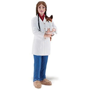 Safari People Jenny the Veterinarian Toy Model