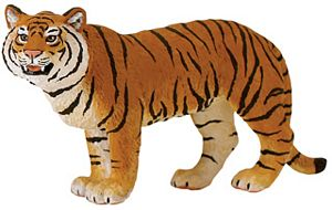 Wild Safari Wildlife Bengal Tigress Toy Model