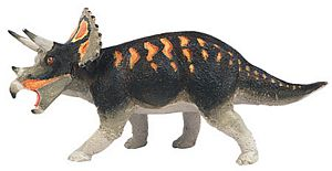 Triceratops Carnegie Collection Dinosaur Toy Model, carnegie dinosaurs, carnegie dinosaur models