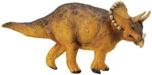 Carnegie Collection Triceratops Toy Model