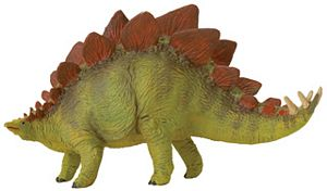 Stegosaurus Carnegie Collection Dinosaur Toy Model