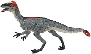 Carnegie Collection Dilong Dinosaur Toy Model
