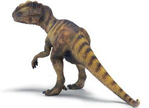 Schleich Dinosaurs Allosaurus Model Toy