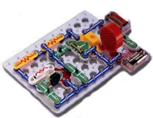 Snap Circuits Jr. Science Kit (Build over 100 Exciting Projects)