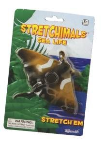Strechimal Sea Life-Black Shark