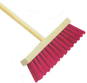Kid's Gardening Tools - Broom, kids broom, childrens broom, child push broom
