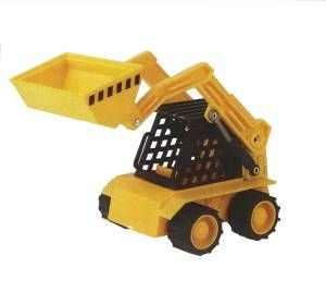 Construction Skid Loader Toy