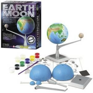 Kidz Labs Earth and Moon Kit