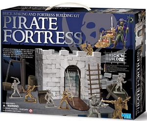 Pirate Fortress - Brick Making Kit
