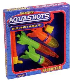 Deluxe Water Rocket Set - Kids Rocket Toy