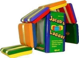 Colorful Jacobs Ladder Classic Toy