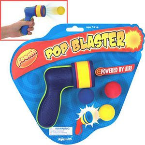 Pop Blaster - Air Foam Toy