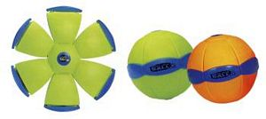 Phlat Ball Jr - Transforming frisbie to ball - Kids outdoor toy