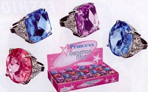 Princess Gemstone Ring