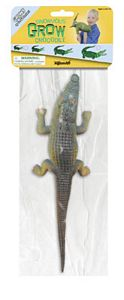 Ginormous Grow Crocodile, magic growing toy animal, crocodile toy, grow toy, crocodile grow toy