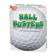 Ball Busters Golf Brainteasers