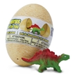 Stegosaurus Baby in an Egg Toy Model